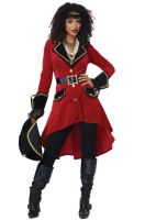 High Seas Heroine Adult Costume