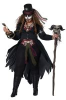 Voodoo Magic Plus Size Costume