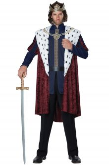 Expensive vs Affordable Costumes Royal Storybook King Adult Costume