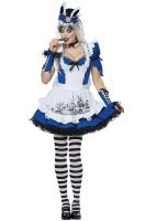 Mad Alice Adult Costume