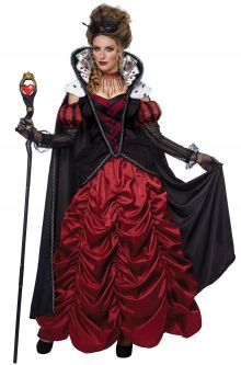 Dark Queen of Hearts Adult Costume  sc 1 st  Pure Costumes & California Costumes - California Costume Collections Inc.