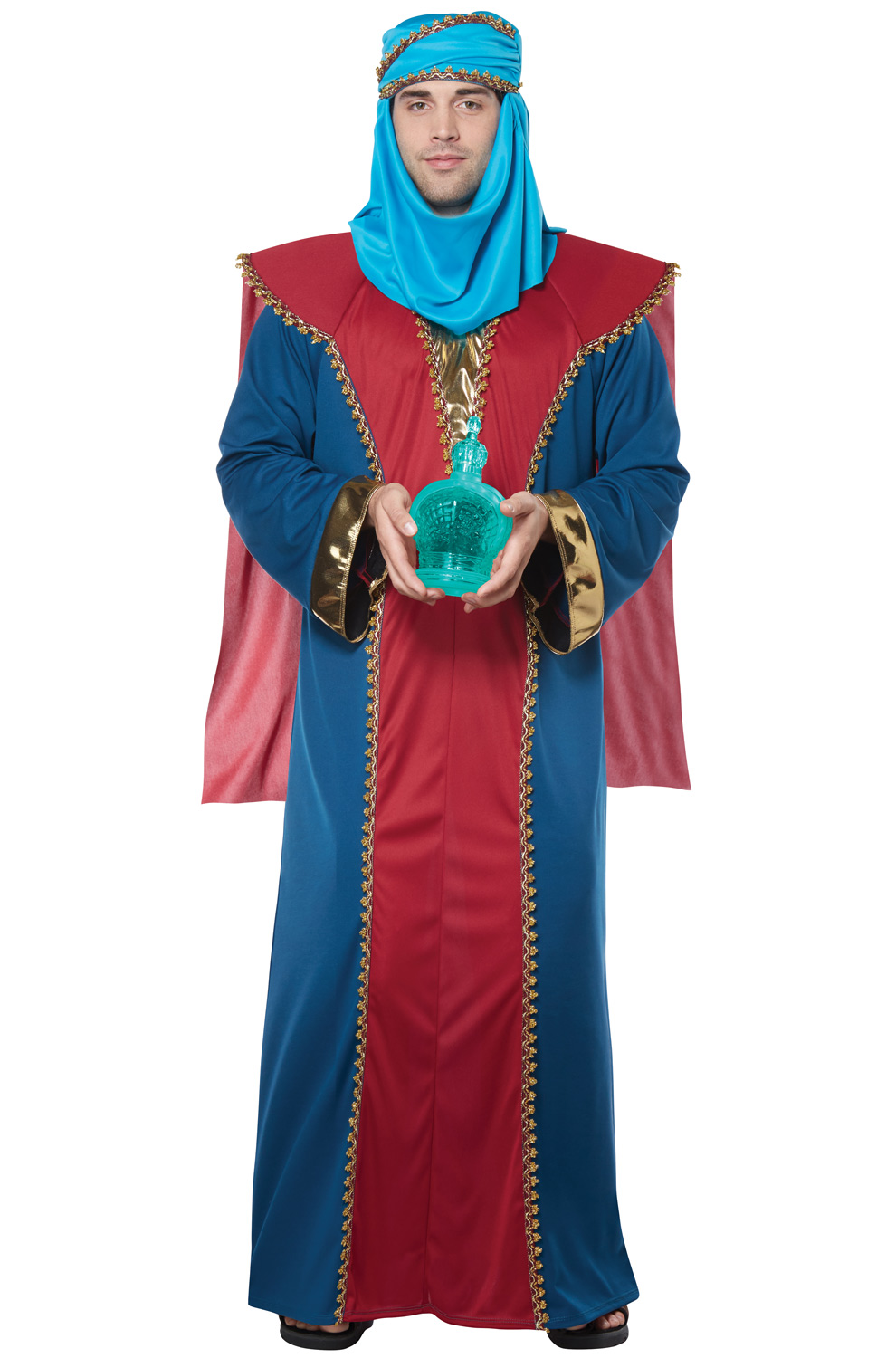 Balthasar wise man three kings adult costume