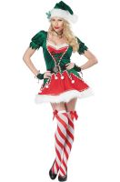Santa's Helper Adult Costume