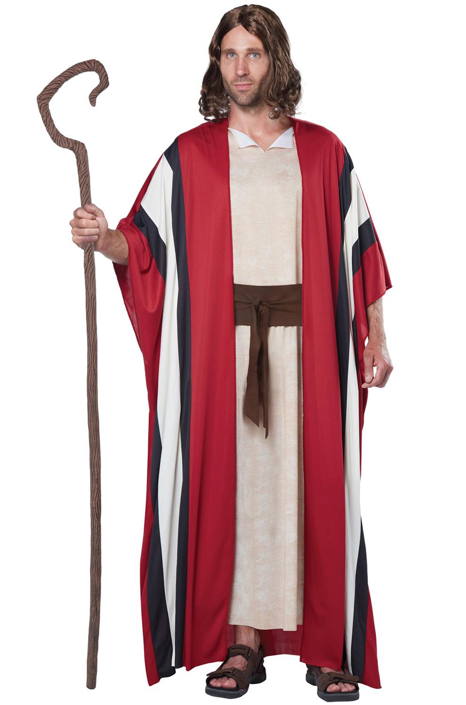 shepherd moses adult costume. Black Bedroom Furniture Sets. Home Design Ideas