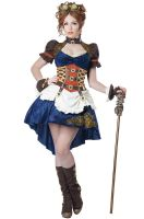 Steampunk Fantasy Adult Costume