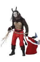 Krampus the Christmas Demon Adult Costume