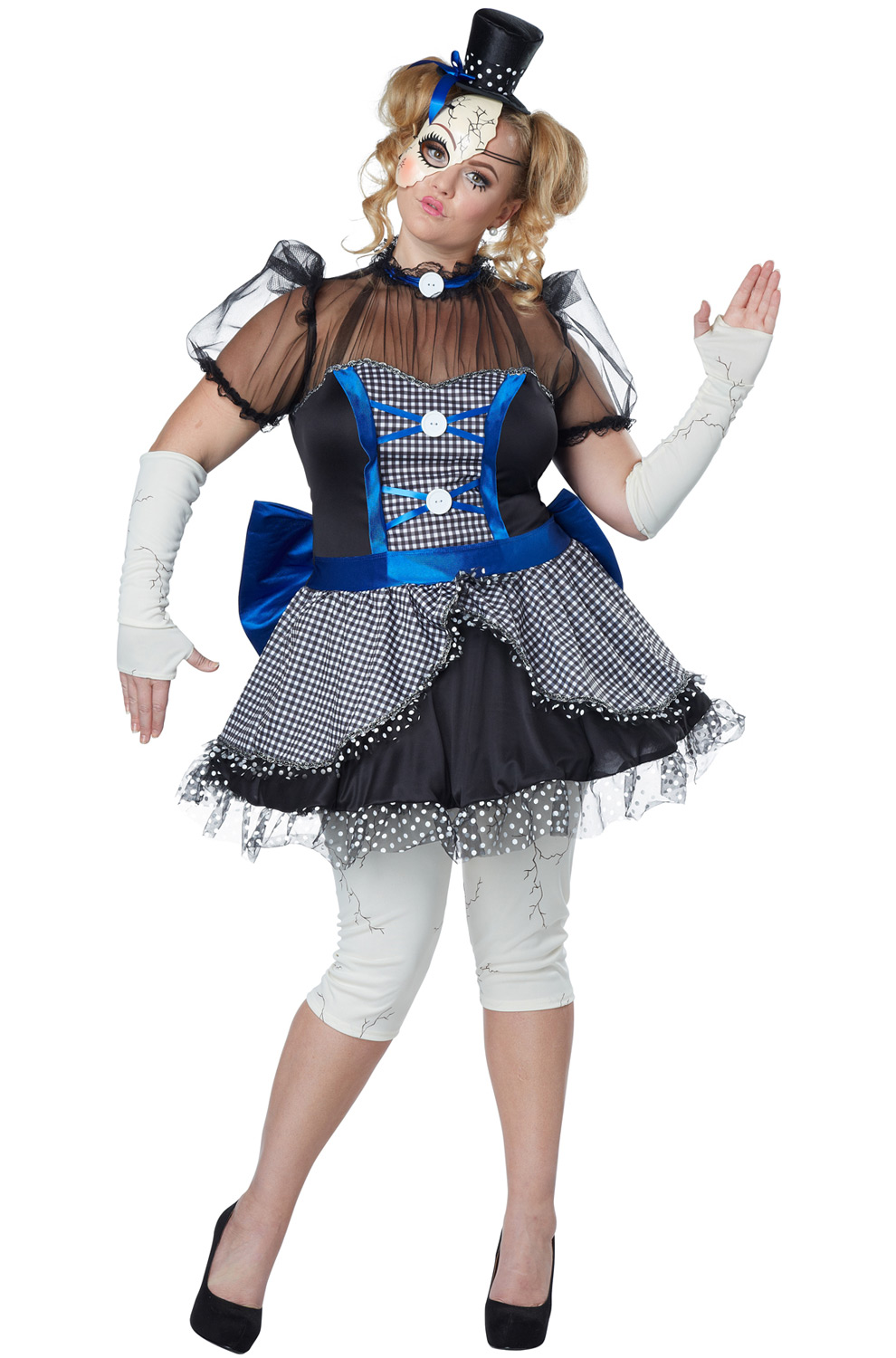 plus size scary costumes - purecostumes