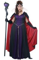 Evil Storybook Queen Plus Size Costume