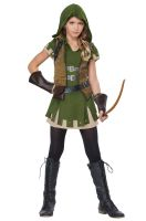 Miss Robin Hood Tween Costume