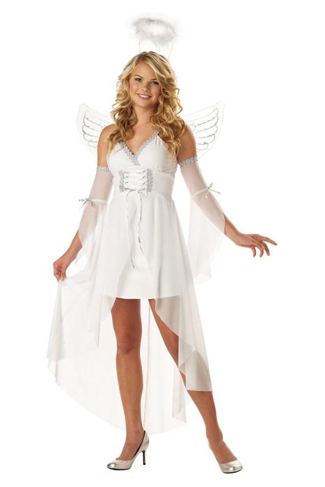 Heaven's Angel Teen Costume