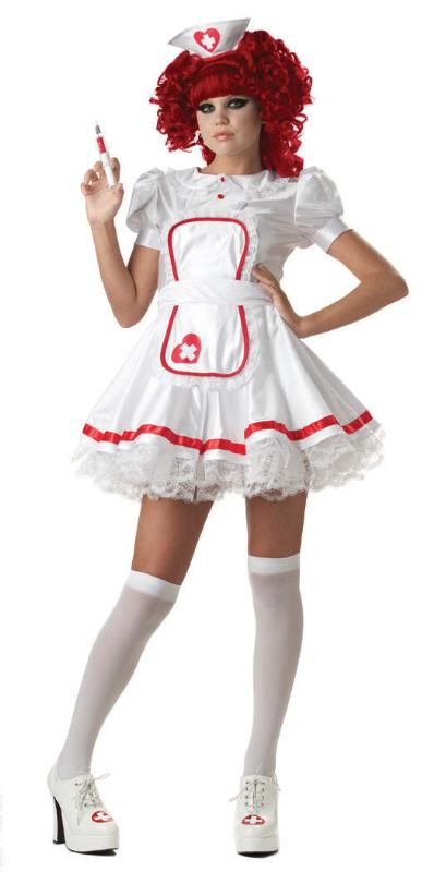 Teen Nurse Costume 76
