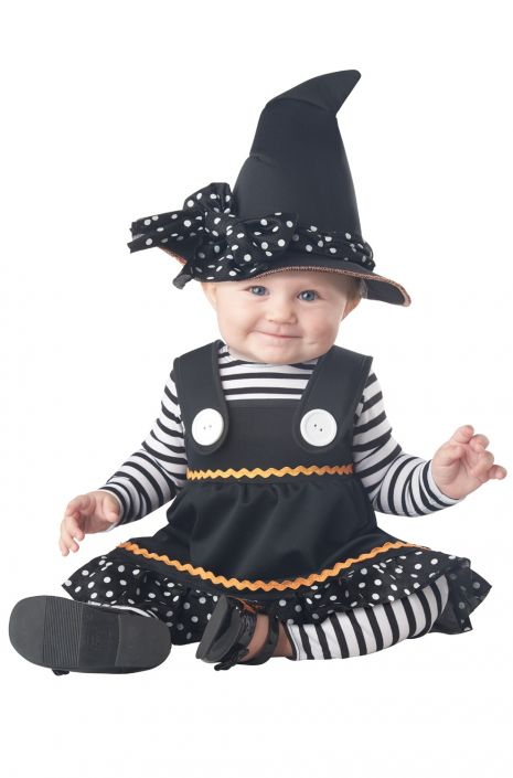 crafty lil witch infant costume - Baby Witch Costumes Halloween