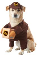 UPS Pal Pet Costume