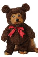 Sweet Teddy Bear Pet Costume