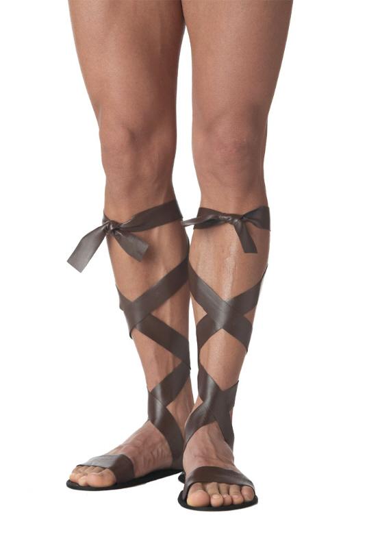 Roman Greek Halloween Costume Accessory Men Sandal Ebay