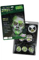 Toxic Zombie Make-Up Kit
