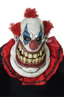 Fatty McClownface Big Mouth Adult Mask