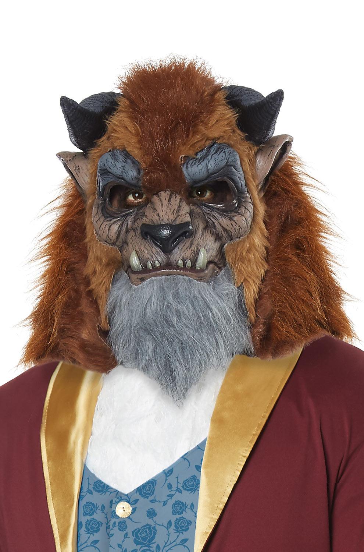 American Horror Story Costume: Storybook Beast Mask