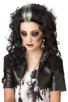Rocked Out Zombie Costume Wig