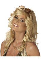 Discorama Mama Blonde Wig 59