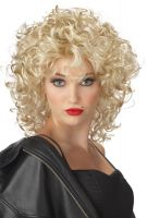 The Bad Girl Costume Wig (Blonde)