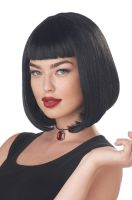 90's Pulp Film Icon Adult Wig