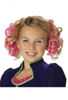 Curly Clips Accessory (Pink)