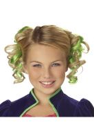 Curly Clips Accessory (Green)