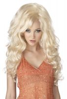 Bombshell Costume Wig (Blonde)