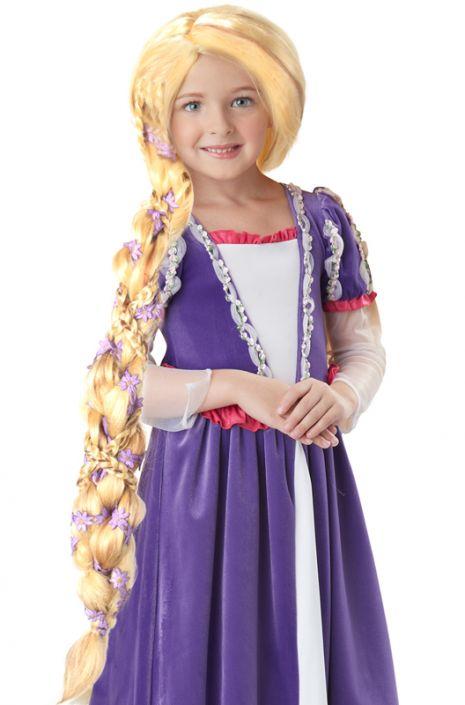 Rapunzel Costume Wig  sc 1 st  Pure Costumes & Rapunzel Costume Wig - PureCostumes.com