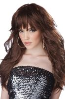 Fever! Costume Wig (Brunette)