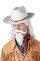 Buffalo Bill Adult Wig