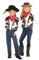 Western Cowboy Child Costume Kit
