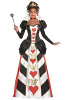 Regal Red Queen Adult Costume (Medium)