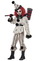 Creeper Clown Child Costume