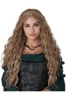 Renaissance Maiden Adult Wig (Dirty Blonde)