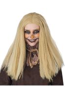 Crimped Scarecrow Adult Wig