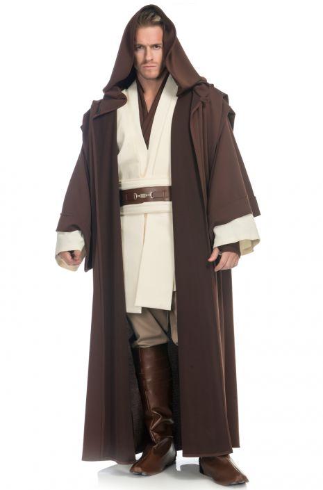prestige obi wan kenobi adult costume