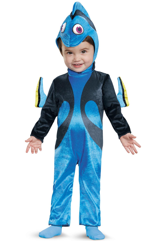 sc 1 st  Pure Costumes & Dory Infant Costume - PureCostumes.com