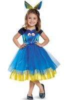 Dory Tutu Deluxe Toddler Costume