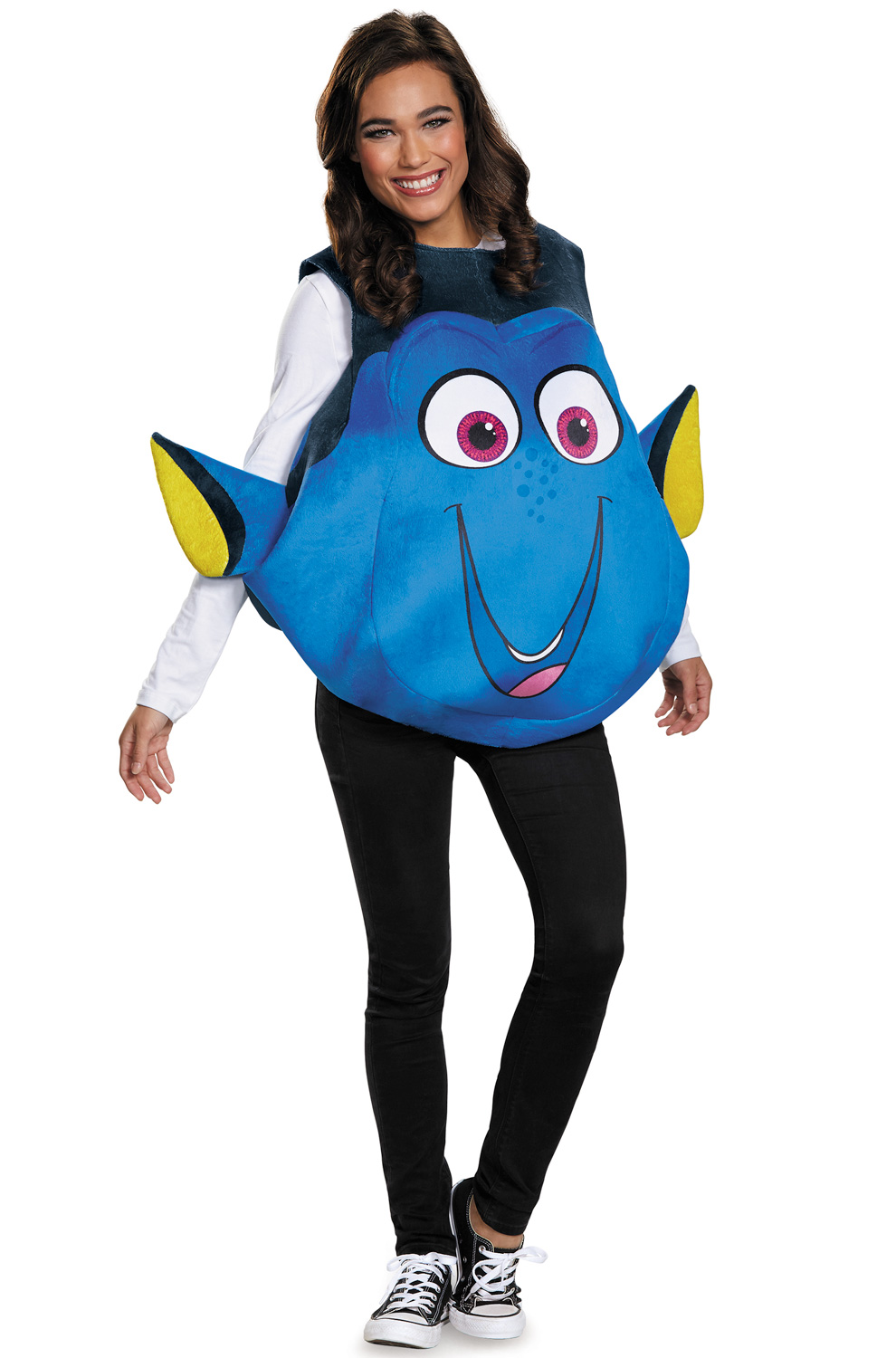 Dory fish adult costume for Fish costume for adults