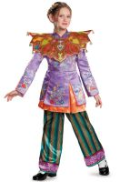 Alice Asian Look Prestige Child Costume