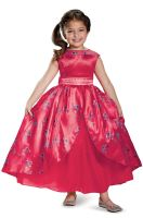Elena Ball Gown Deluxe Child Costume