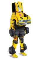 Bumblebee Transforming Child Costume