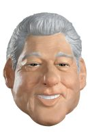 Clinton Adult Vinyl Mask