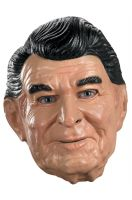 Ronald Reagan Adult Vinyl Mask