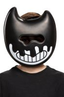 Ink Bendy Half Mask