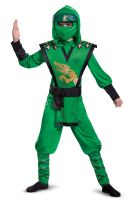 Lloyd Legacy Jumpsuit Deluxe Child Costume