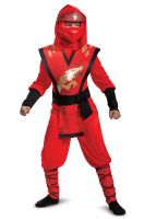 Kai Legacy Jumpsuit Deluxe Child Costume