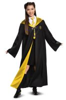 Hufflepuff Robe Deluxe Tween/Adult Costume